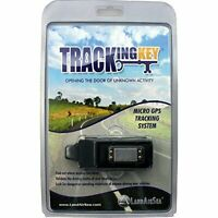 LandAirSea Tracking Key 2 Magnetic Passive GPS Tracker for Personal Vehicle a...