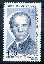 STAMP / TIMBRE FRANCE NEUF N° 3138 ** CELEBRITE / ABBE FRANZ STOCK