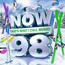 Now That's What I Call Music 98 - Various Artists 2 Disc CD 2017 VGC
