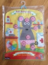 "New, Latitude Enfant, The Wooly Family, ""Marie'S Bamndages Game� # Oo509"