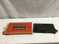 Vintage Lionel Left Electric  Switch 1122 In Box