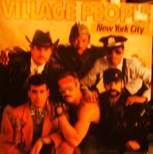 "Village People New York City Europe  12"""