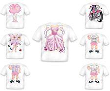 Markenlose Baby-T-Shirts & -Tops für Mädchen aus 100% Baumwolle