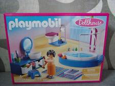 PLAYMOBIL Playm. Badezimmer   70211 D
