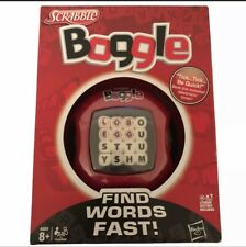 Electronic Scrabble Boggle,Search/Find Words Family Fun Game Parker Brothers NEW