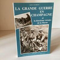 Andre Laurent la Grande Guerra En Champán Y Victoria de La Marga Horváth 1988