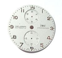 IWC Portugieser Chrono Silver Zifferblatt IW 371445 gebraucht I005