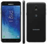 Samsung Galaxy J7 2018 J737A 4G LTE AT&T Black GSM World Phone