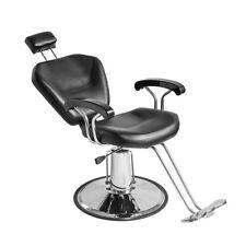 Reclining Hydraulic Barber Chair Salon TattooHairdressing Threading Spa Beauty