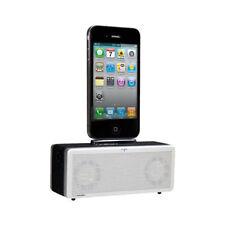 Stations audio et mini enceintes iPhone 4 pour téléphone mobile et assistant personnel (PDA)