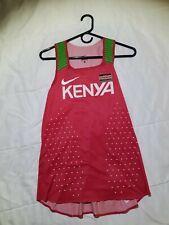 Nike Kenya 2017 Pro Elite Singlet Track and Field Athletics Olympics Men Medium
