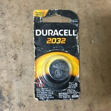 Duracell 2032 Lithium Cell Battery -  2026