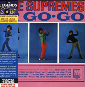 The Supremes : A'go Go CD (2013) ***NEW*** Highly Rated eBay Seller Great Prices