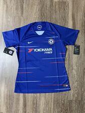 $90 Nike Chelsea Home Stadium Soccer Jersey Women's Sz Large Blue 919218-496