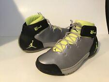 Men's Air Jordan Melo 1.5 Athletic Shoes Sz 9.5M Multi-Color Leather #631310-013