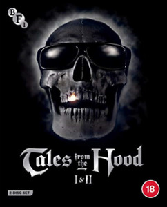 Tales From The Hood I & II (Limited Edition) Blu-Ray NEW