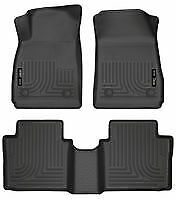 Husky Weatherbeater 2014-2019 Chevy Impala Front & Rear Floor Mats 99101