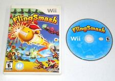Fling Smash (Nintendo Wii & Wii U) requires motion plus controller not included