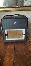 More details for vintage vidor superhet portable radio