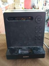 Sony compact disc receiver HCD-LX20i with ipod docking station