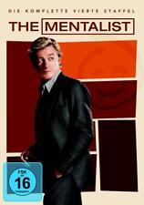 The Mentalist - Staffel 4   DVD NEU OVP
