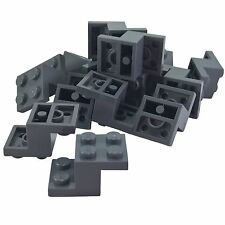 15 New Lego Bracket 3 x 2 x 1 1/3 Dark Bluish Gray