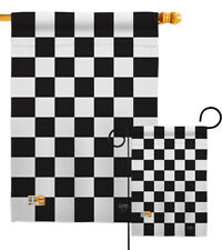 Winner Garden Flag Racing Sports Decorative Small Gift Yard House Banner
