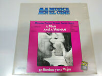 """A Man And A Woman Soundtrack Francis Lai - LP vinyl 12 """" como Neu"""