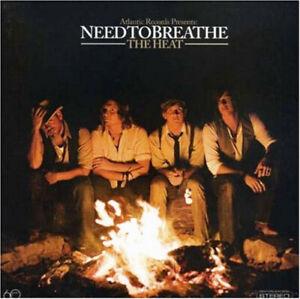 Needtobreathe - The Heat CD NEW