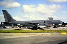 2/43-2 Boeing KC-135 Stratotanker Ohio Air Guard 80017 Kodachrome SLIDE