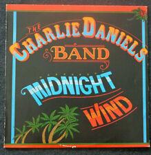 The Charlie Daniels Band - Midnight Wind - LP Vinyl AUS 1977