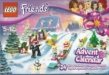 LEGO  FRIENDS 41326 2017 ADVENT CALENDAR New Nib Sealed