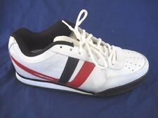 Vision Street Wear white black red skate mens sneakers athletic shoes 40 9D