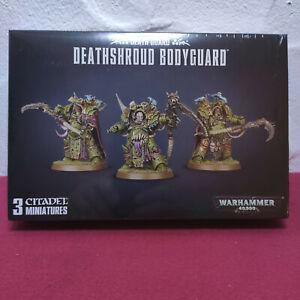 Warhammer 40k - Death Guard - Deathshroud Bodyguard - Chaos Nurgle - Neu, OVP