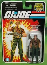 G I GI JOE 25TH ANNIVERSARY WARRANT OFFICER TIGER FORCE FLINT FIGURE MOC