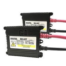 2x XENON HID Ballast 12V DC 35W Digital Conversion Kit Replacement HB4 9006 9012