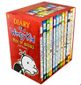 Diary of a Wimpy Kid 12 Book Box Set, Jeff Kinney | NEW (9+ Years)