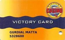 Victory Casino Cruises - Port Canaveral, Fl - Slot Card
