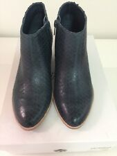 Isley Dark Blue Amalfilth Wittner Boots Size 5 35