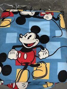 NWT LuLaRoe Disney Leggings One Size OS Mickey Mouse Multi Colored