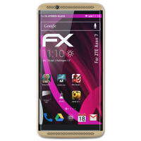 atFoliX Glass Protective Film for ZTE Axon 7 Glass Protector 9H Hybrid-Glass