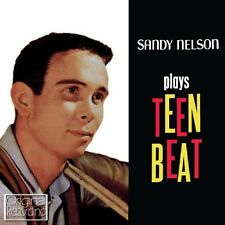 Sandy Nelson - Plays Teen Beat [New CD]