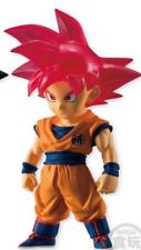 BANDAI DRAGON BALL Z Super ADVERGE 5 Mini Figure Son Goku God NEW F/S Japan