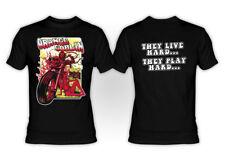 Orange Goblin - Live hard RARE T-shirt sleep bongzilla kyuss fu manchu clutch