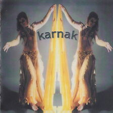Karnak CD - sound track from the live music to Hilary Thacker's dance DVD