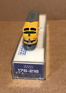 N Scale F7-A  Union Pacific