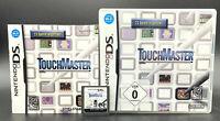 Spiel: TOUCHMASTER Touch Master für Nintendo DS + Lite + Dsi + XL + 3DS + 2DS