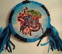 Avengers Pinata Birthday Party Game  party Decoration FREE SHIPPING