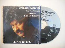 TRILOK GURTU ; GANAPATI [CD SINGLE PORT GRATUIT]
