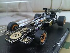 #8 JPS Lotus 72D 1972 Emerson Fittipaldi Diecast Model Formula 1 F1 Car 1/43 IXO